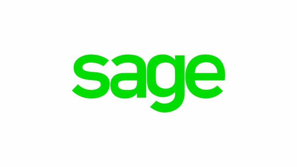 Sage Accounting logo.